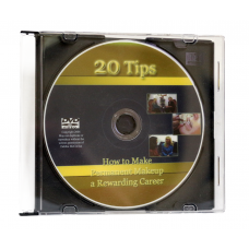 20 Tips DVD How to Make Permanent Makeup a Rewarding Career
